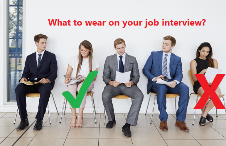 What To Wear And (not Wear) On Job Interviews In Qatar