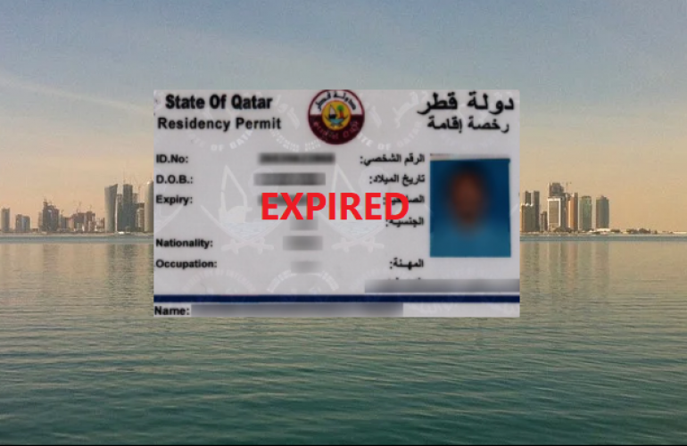 Can You Change Jobs In Qatar Even If Your Rp Has Expired?
