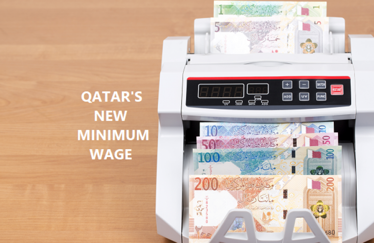 All You Need To Know About Qatar's New Minimum Wage 2021