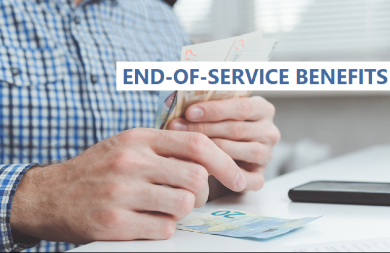 How To Calculate End-of-service Gratuity And When Is It Payable?