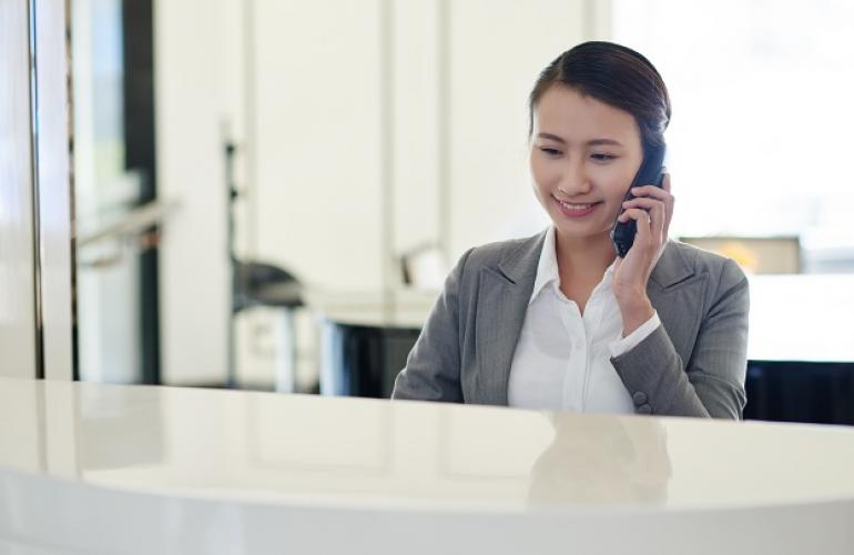 Outsourcing In Qatar Services For Receptionist Jobs
