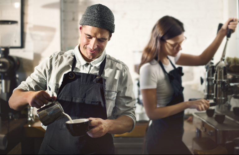 Hire Baristas And Food Servers With An Expert Outsourcing Service In Qatar