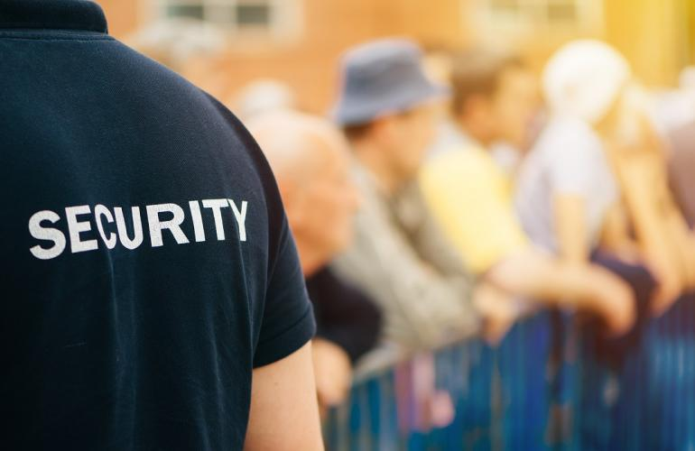 Security Guard Job Qualification And Salary Guide From An Outsourcing Service In Qatar