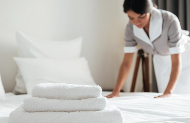 Recruit A Hotel Attendant With This Outsourcing Service In Qatar