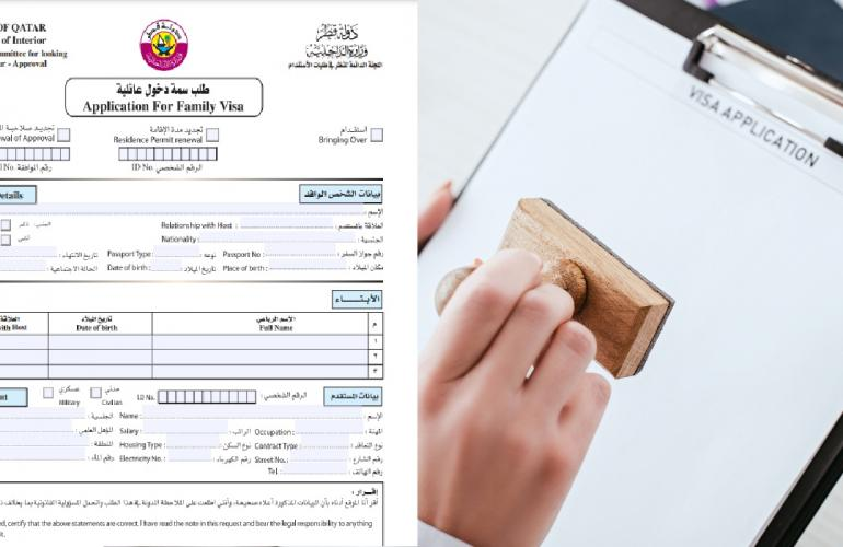 How Can You Bring Your Family And Apply For Jobs In Qatar?