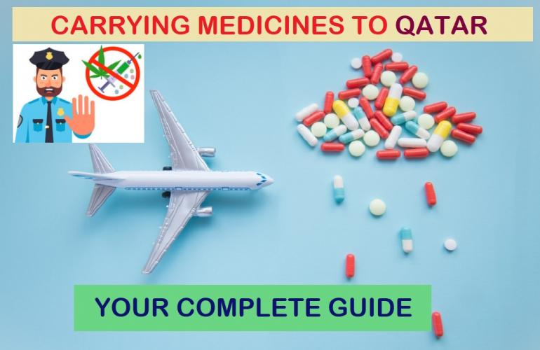 Carrying Medicines To Qatar: Complete Guide For Expats, Workers, And Travelers