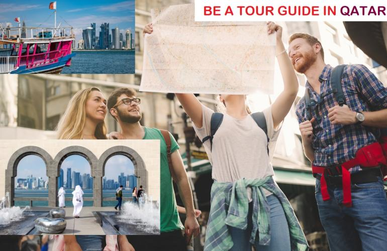 Become A Tour Guide In Qatar! Here's How To Get Your License For Tourism Jobs In Doha